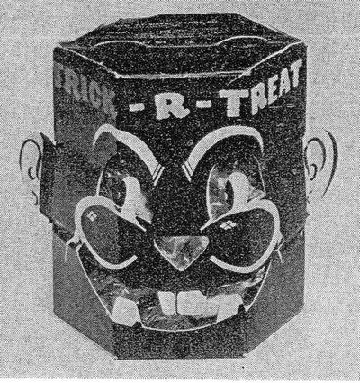 halloween package 1956
