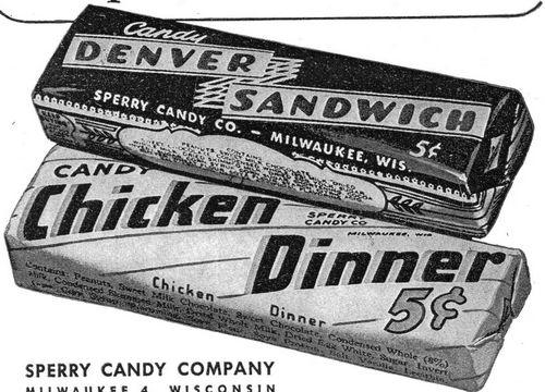 sperry denver sandwich 1947